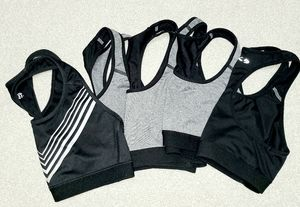 5 sz MEDIUM CHAMPION sports bras